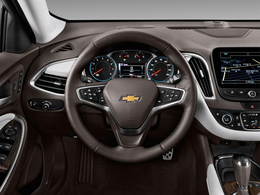 Chevrolet Malibu 2021, Saudi Arabia