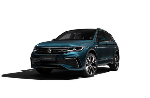 Volkswagen Tiguan 2021, Qatar