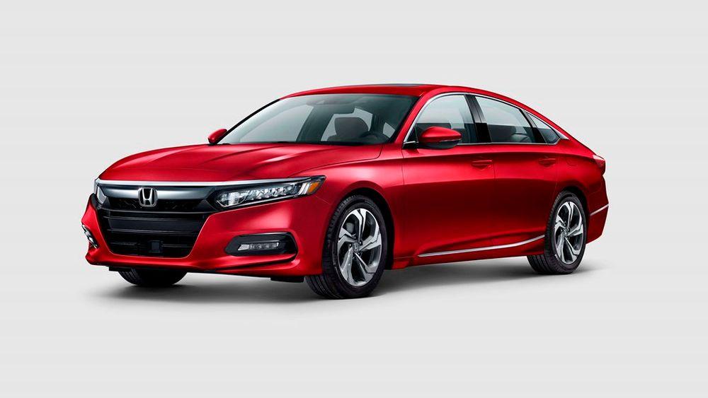 Honda Accord 2021, United Arab Emirates