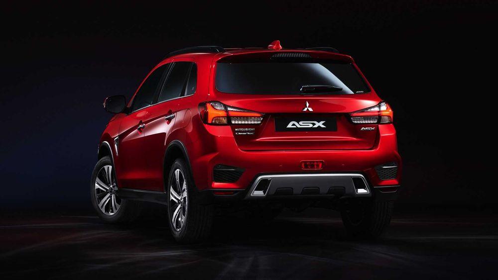 Mitsubishi ASX 2021, Saudi Arabia