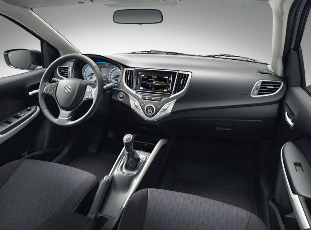 Suzuki Baleno 2021, Qatar