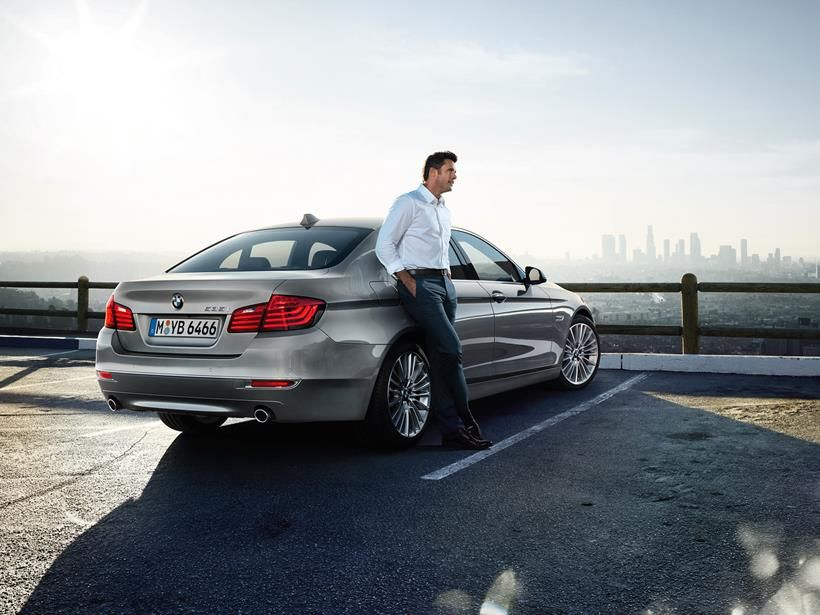 BMW 5 Series Sedan 2013, Oman
