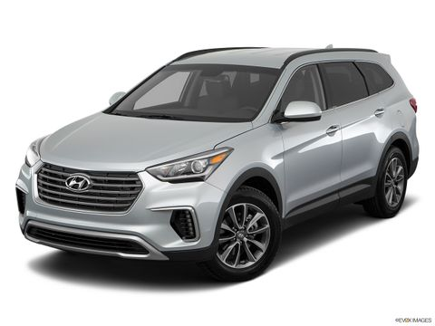 Hyundai Grand Santa Fe 2021, United Arab Emirates