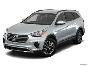 Hyundai Grand Santa Fe 2021, Qatar, 2019 pics migration