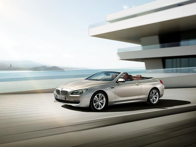BMW 6 Series Convertible 2013, Bahrain
