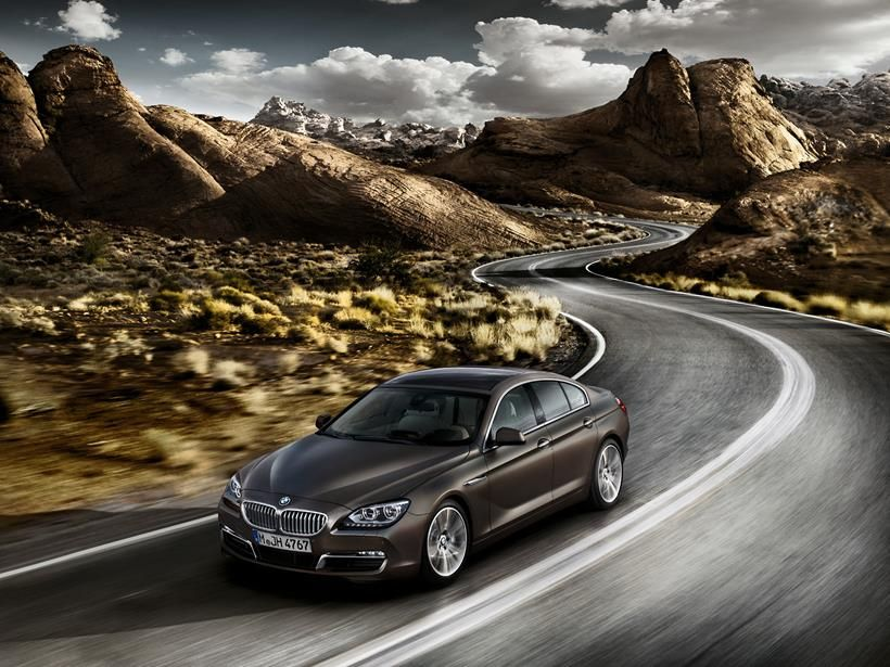 BMW 6 Series Gran Coupe 2013, Oman