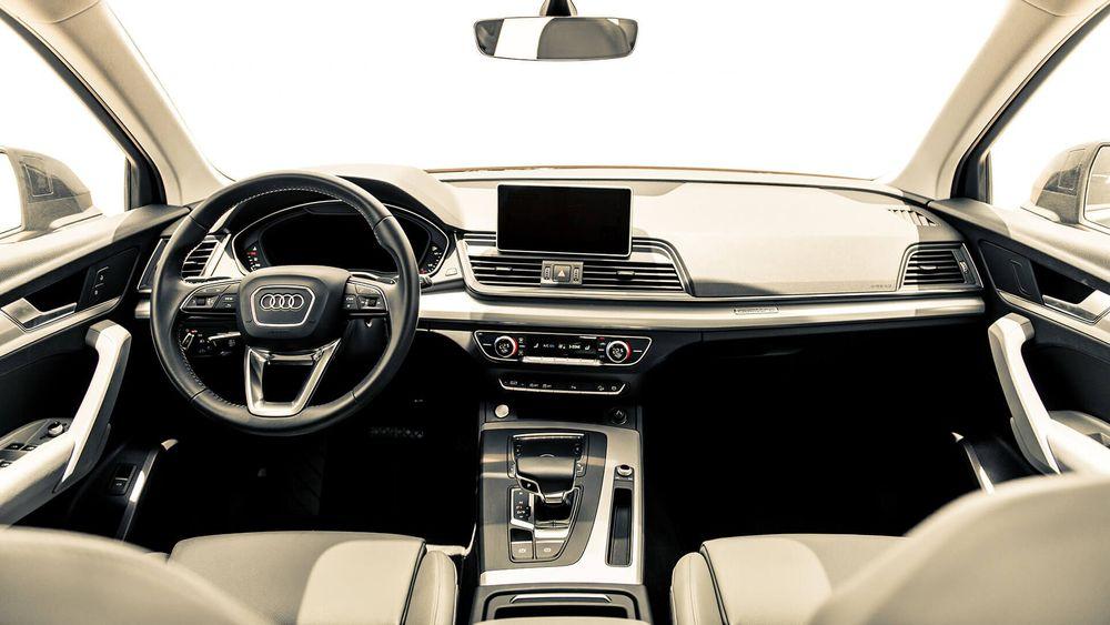 Audi Q5 2021, Kuwait