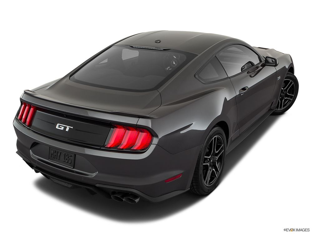 Ford Mustang 2021, United Arab Emirates