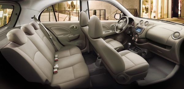 Nissan Micra 2021, Qatar