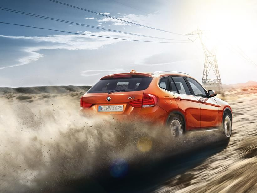 BMW X1 2013, Saudi Arabia