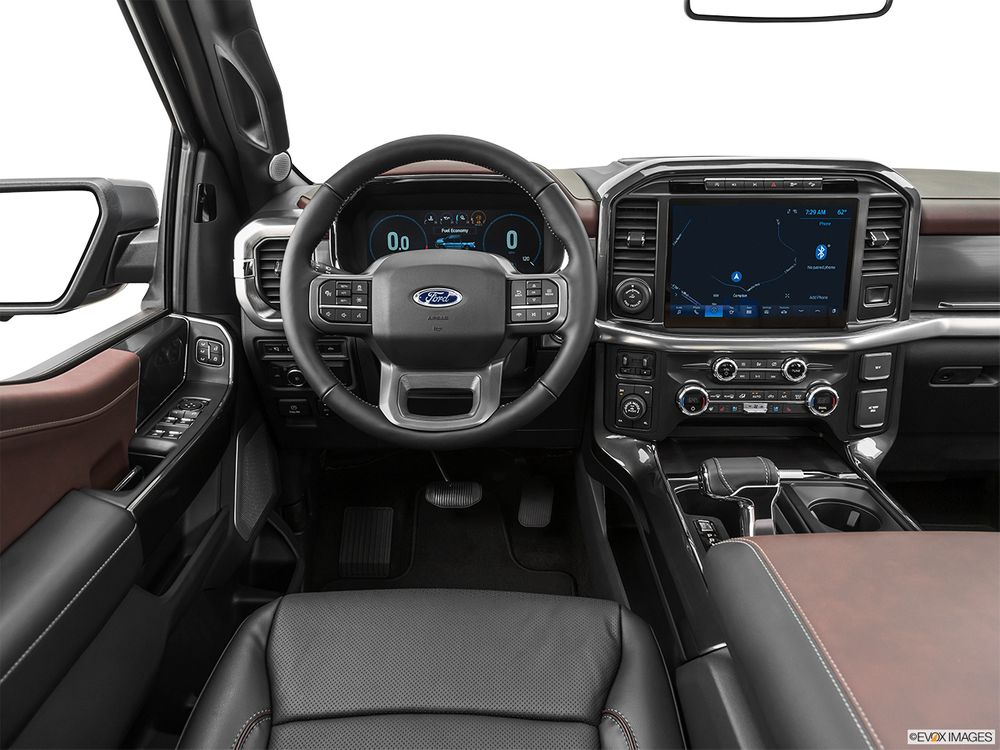Ford F-150 2021, Kuwait