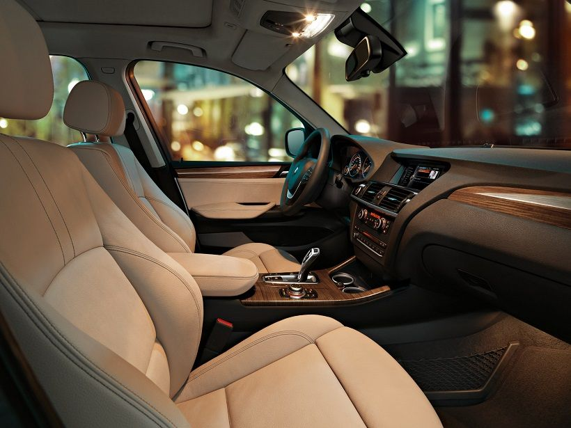 BMW X3 2013, Oman