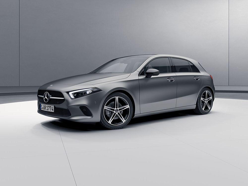 Mercedes-Benz A-Class 2021, Qatar