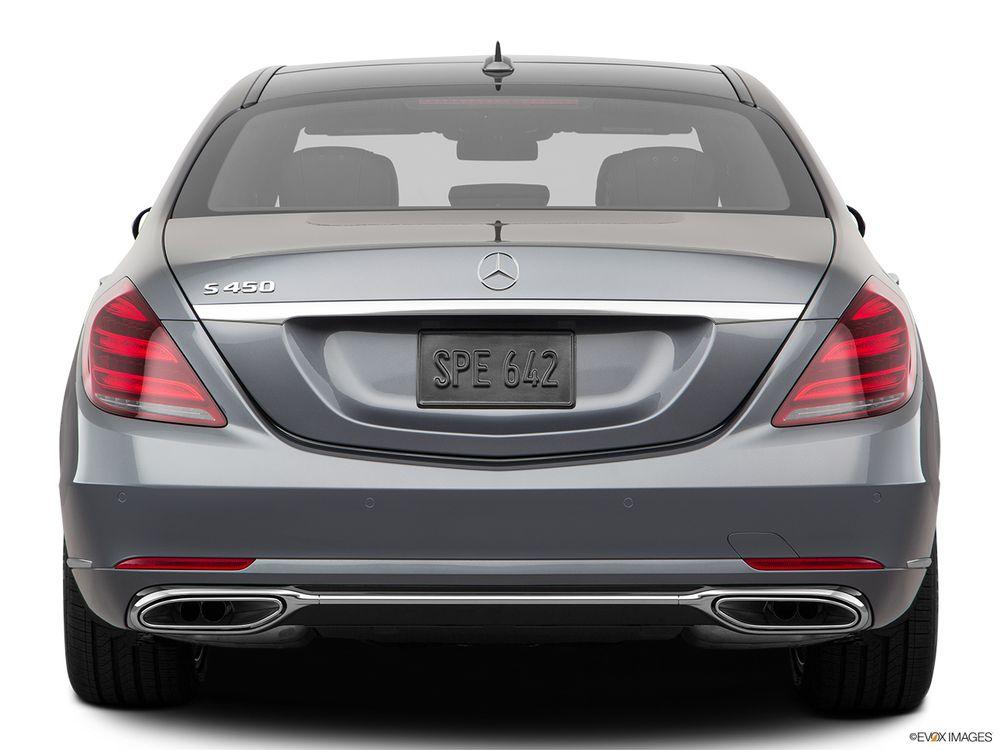 Mercedes-Benz S-Class 2021, Egypt