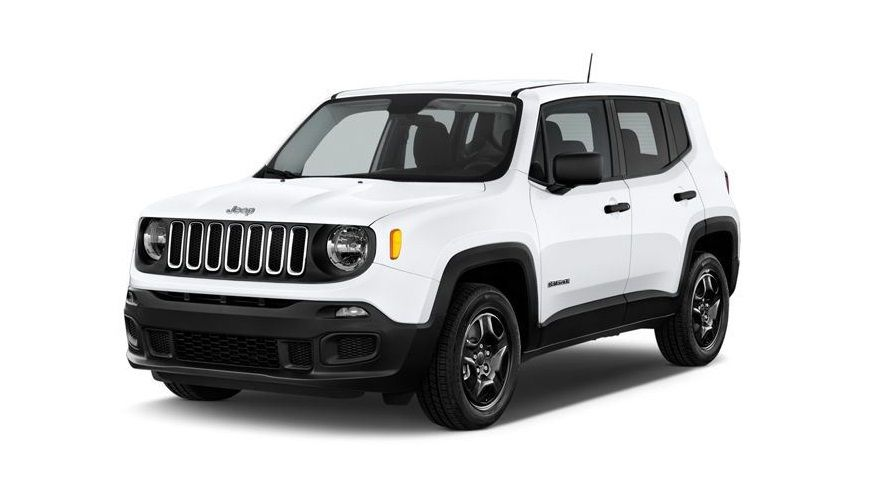 Jeep Renegade 2021, Bahrain