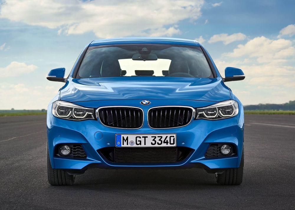 BMW 3 Series Gran Turismo 2021, Oman