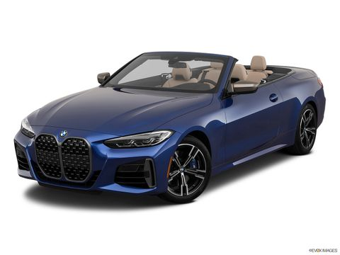 BMW 4 Series Convertible 2021, Bahrain