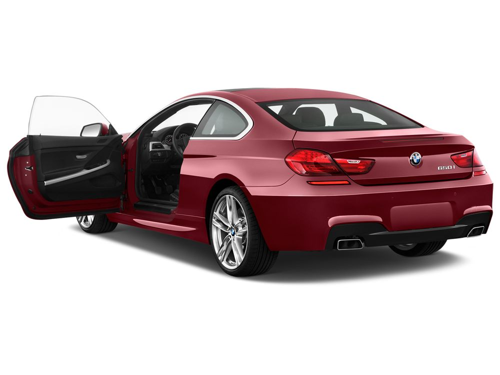 BMW 6 Series Coupe 2021, Oman