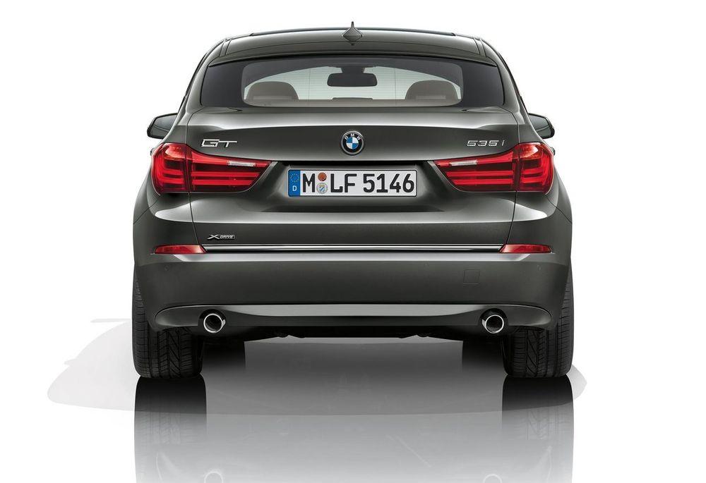 BMW 5 Series Gran Turismo 2021, Oman