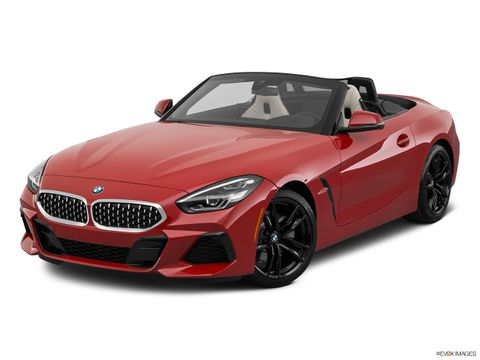 BMW Z4 Roadster 2021, Qatar