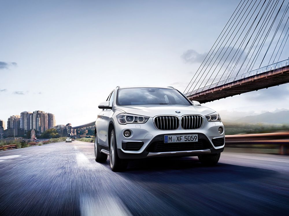 BMW X1 2021, United Arab Emirates