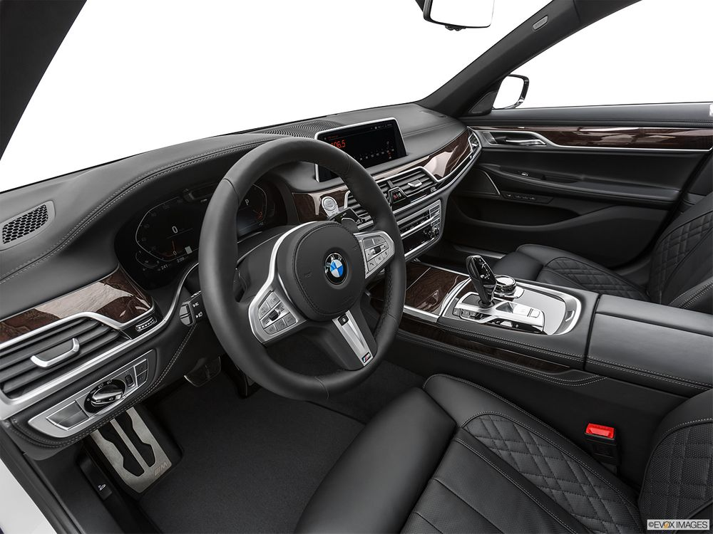 BMW 7 Series 2021, Oman
