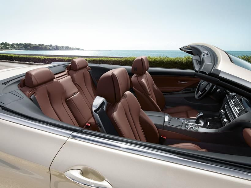 BMW 6 Series Convertible 2021, Oman