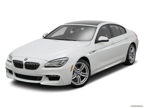 BMW 6 Series Gran Coupe 2021, Qatar