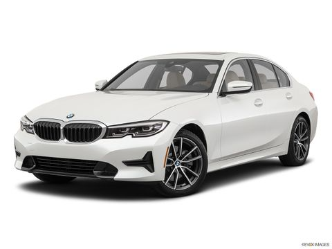 BMW 3 Series 2021, United Arab Emirates