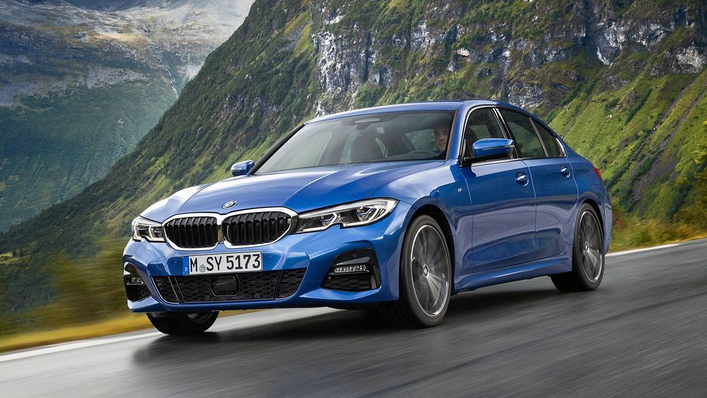 BMW 3 Series 2021, Qatar
