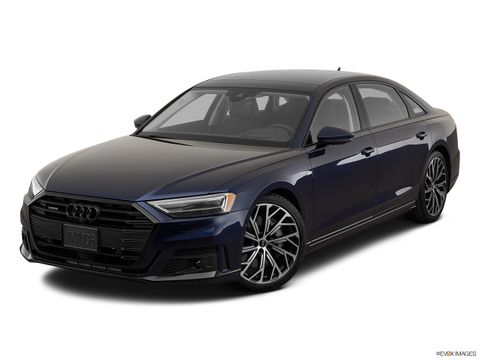 Audi A8 2021, Qatar