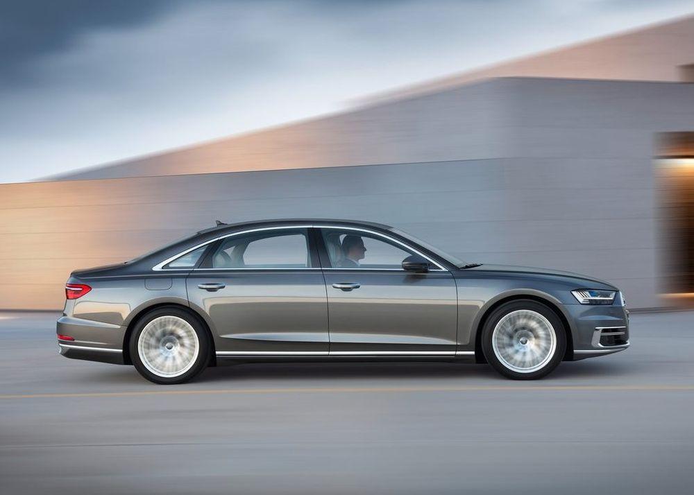 Audi A8 2021, Bahrain