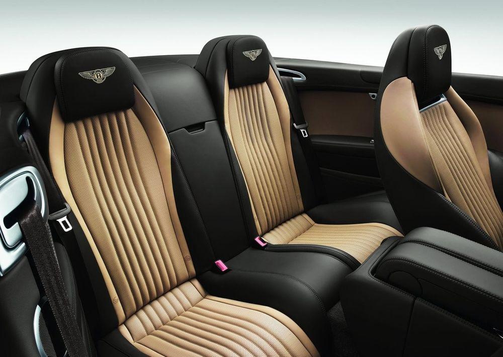 Bentley Continental GT Convertible 2021, Egypt
