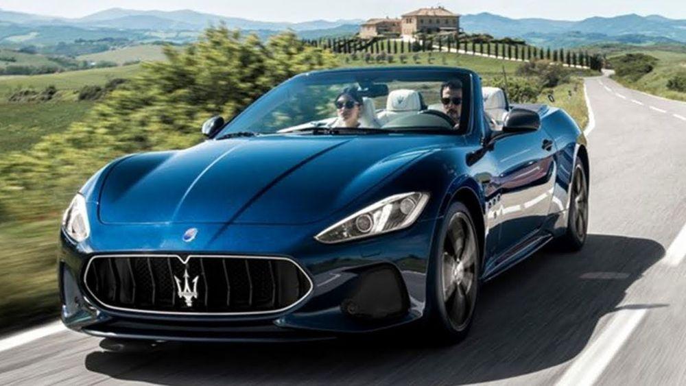 Maserati GranCabrio 2021, Egypt
