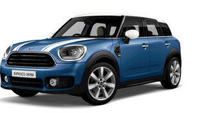 Mini Countryman 2021, United Arab Emirates, 2019 pics migration