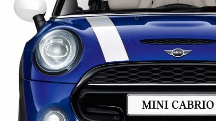 Mini Convertible 2021, Qatar