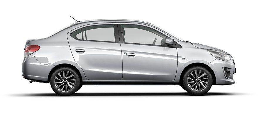 Mitsubishi Attrage 2021, Qatar