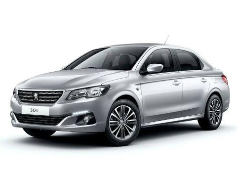 Peugeot 301 2021, Kuwait