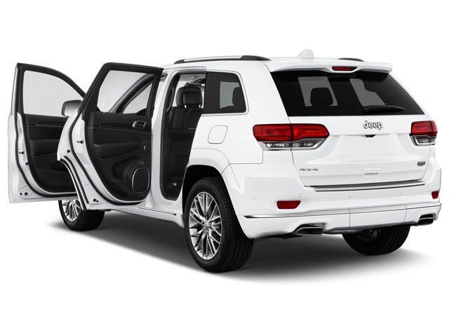 Jeep Grand Cherokee 2021, United Arab Emirates