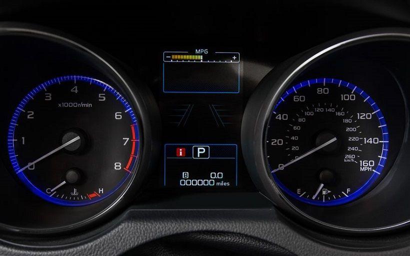 Subaru Legacy 2021, Saudi Arabia