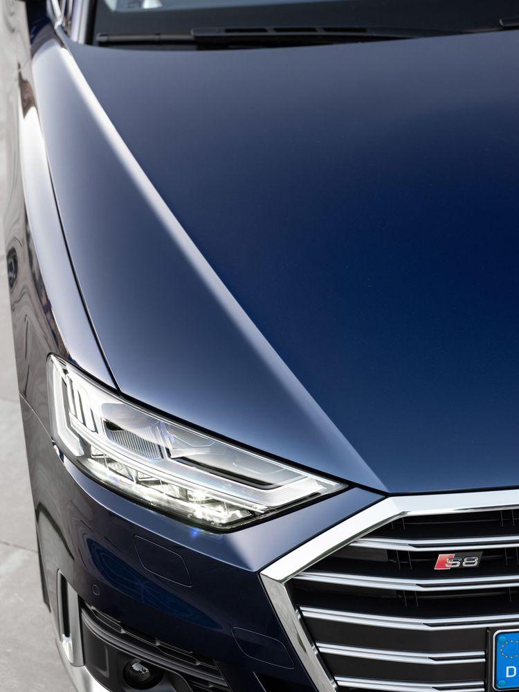 Audi S8 2021, Kuwait
