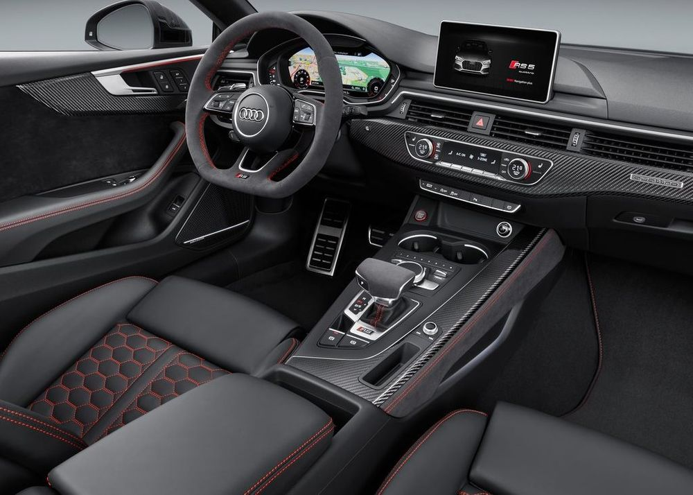 Audi RS5 Coupe 2021, Saudi Arabia