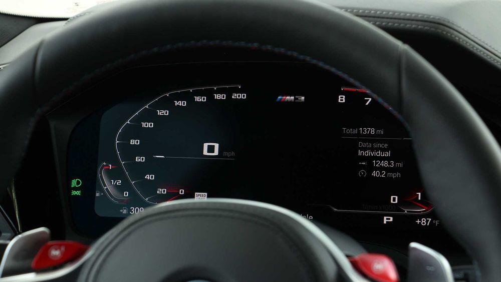 BMW M4 Coupe 2021, Kuwait