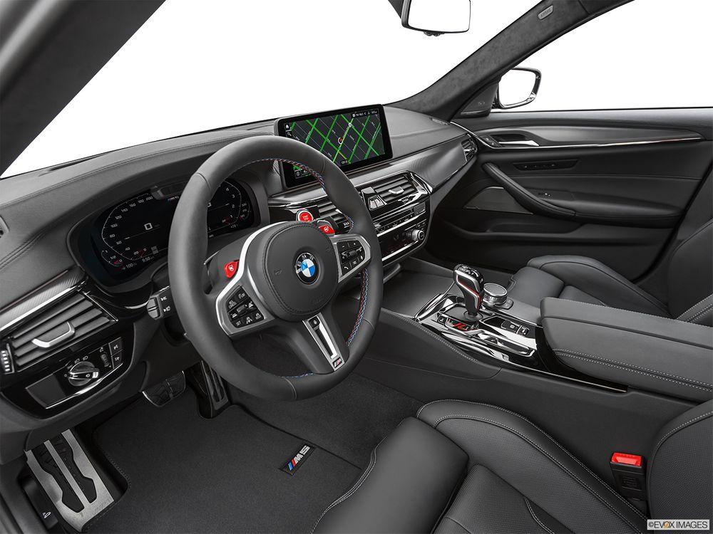 BMW M5 Sedan 2021, Qatar