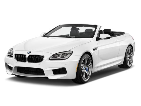 BMW M6 Convertible 2021, Bahrain