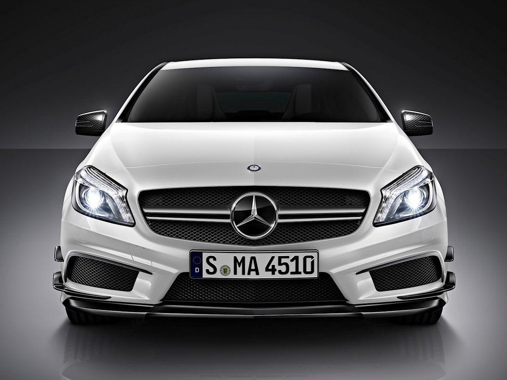 Mercedes-Benz A 45 AMG 2021, Bahrain