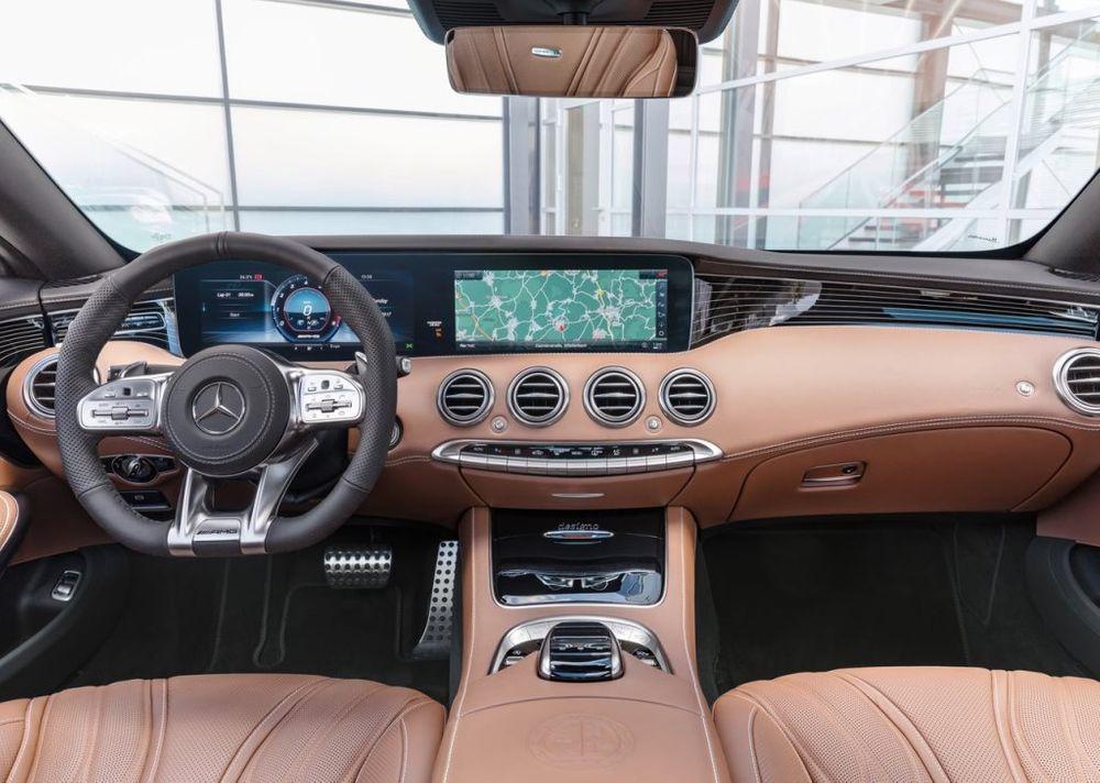 Mercedes-Benz S 65 AMG Coupe 2021, Bahrain