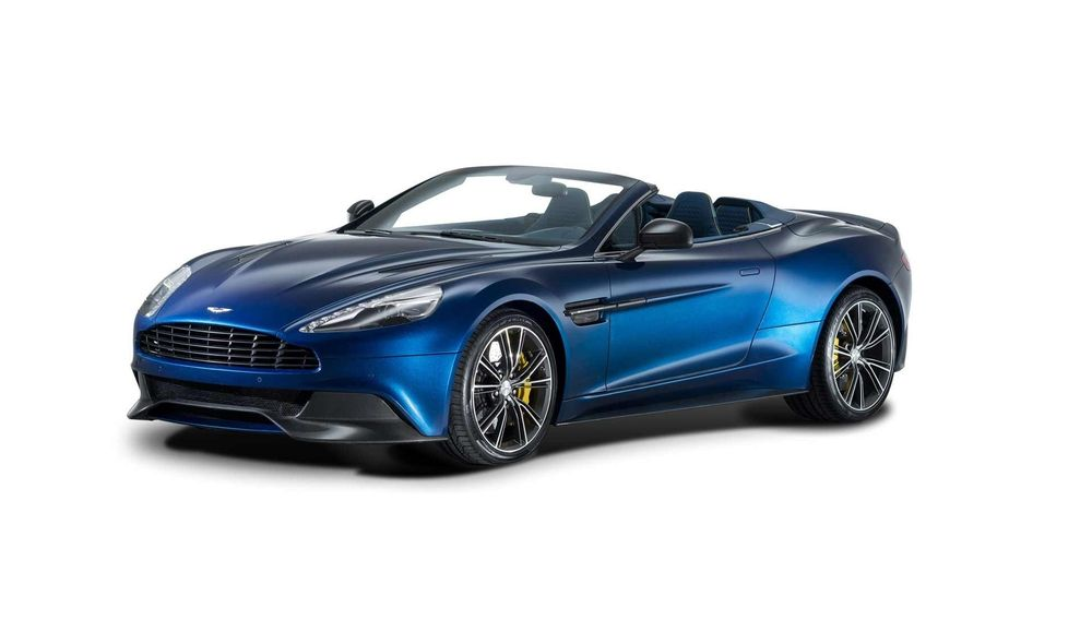 Aston Martin Vanquish Volante 2021, Bahrain