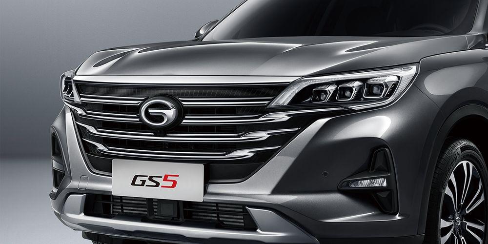 GAC GS5 2021, United Arab Emirates
