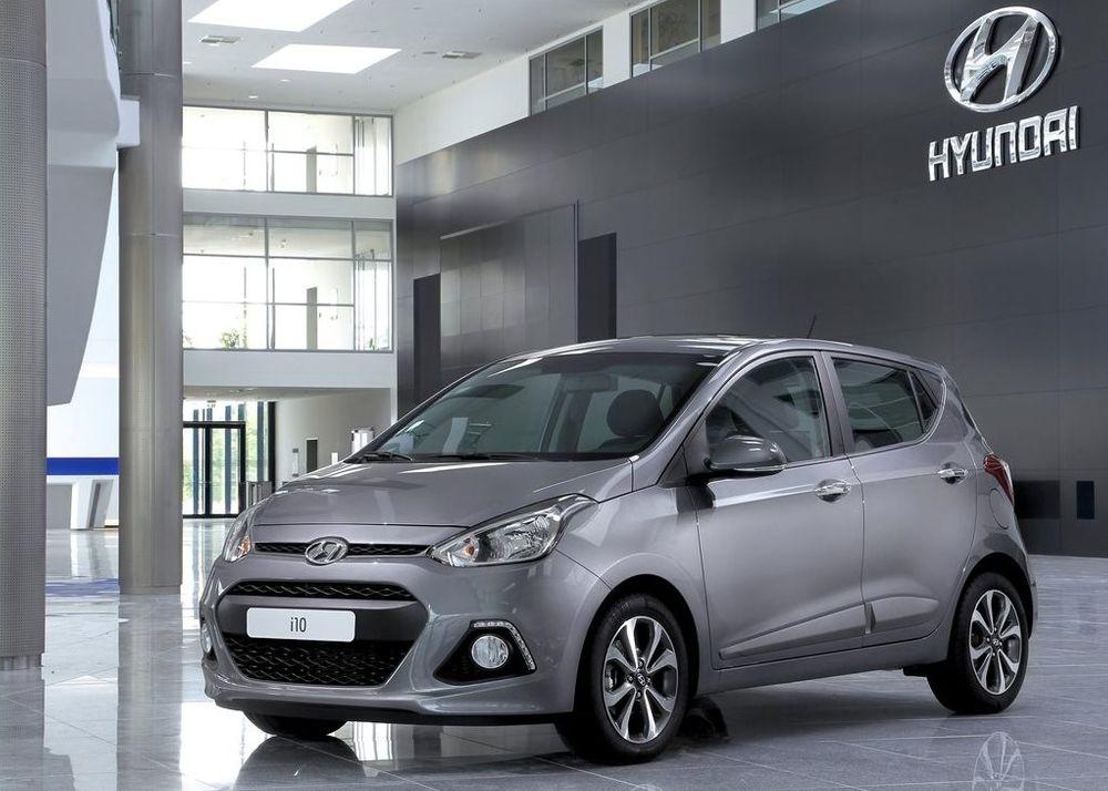 Hyundai Grand i10 2021, United Arab Emirates